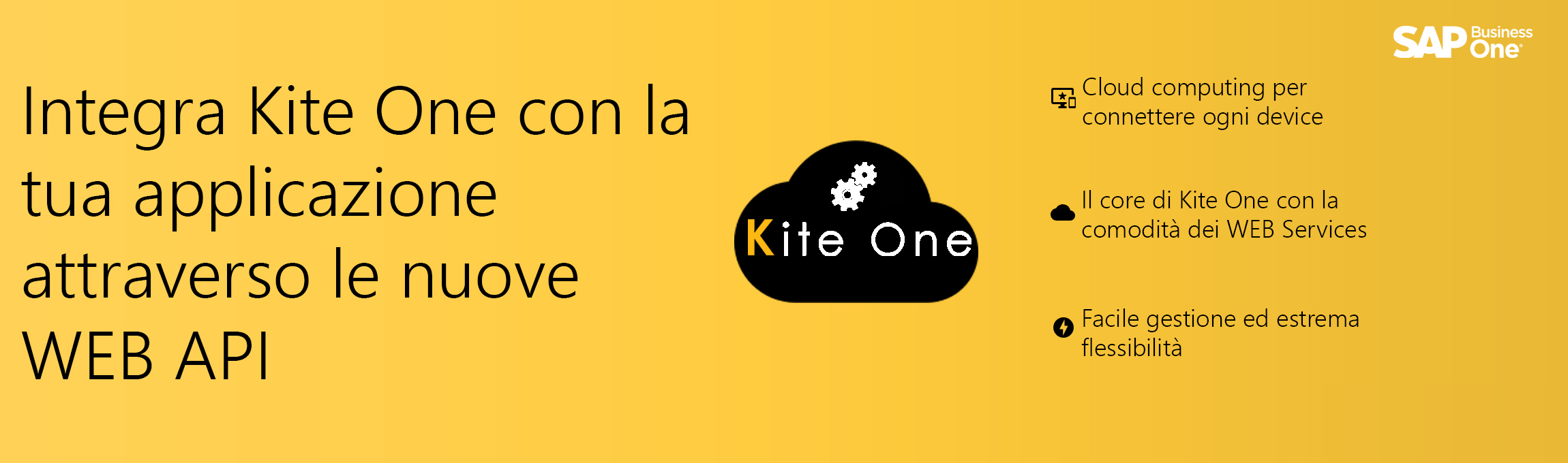 Integrazione Kite One